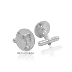 DOSCO Cufflinks in Sterling Silver
